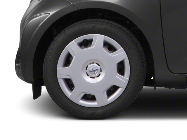 2012 Scion iQ Prices and Values Hatchback 3D wheel