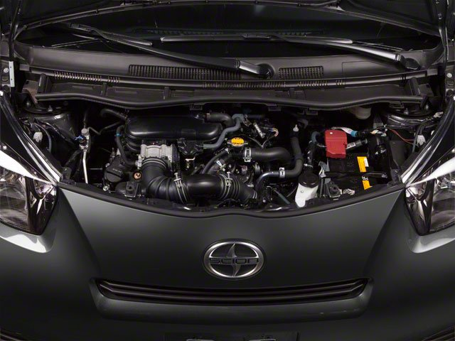 2012 Scion iQ Prices and Values Hatchback 3D engine