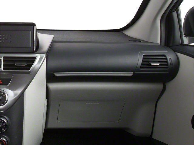 2012 Scion iQ Prices and Values Hatchback 3D passenger's dashboard