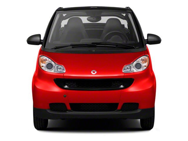 2012 smart fortwo Prices and Values Convertible 2D Passion front view