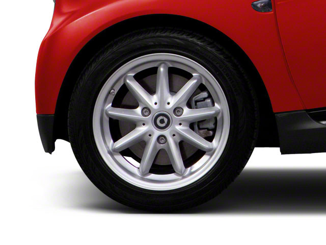 2012 smart fortwo Prices and Values Convertible 2D Passion wheel
