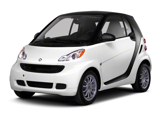 2012 smart fortwo Prices and Values Coupe 2D Pure