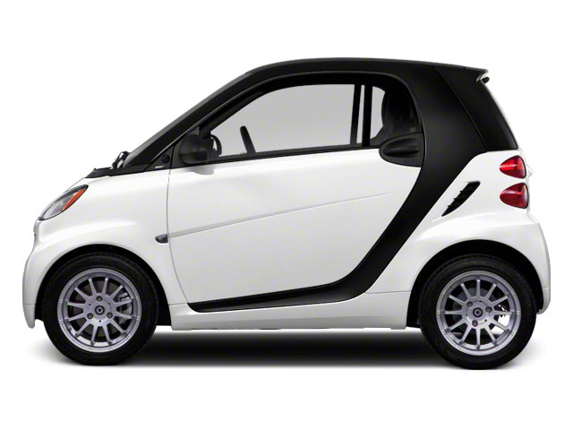 2012 smart fortwo Prices and Values Coupe 2D Pure side view
