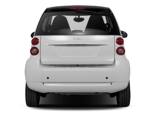 2012 smart fortwo Prices and Values Coupe 2D Pure rear view