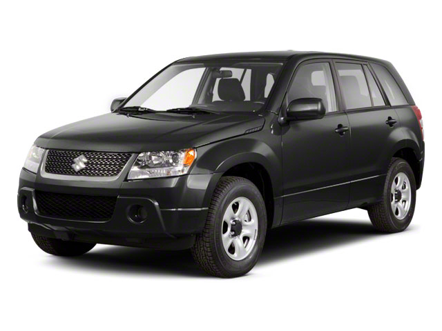 2012 Suzuki Grand Vitara Prices and Values Utility 4D Ultimate Adventure 2WD side front view