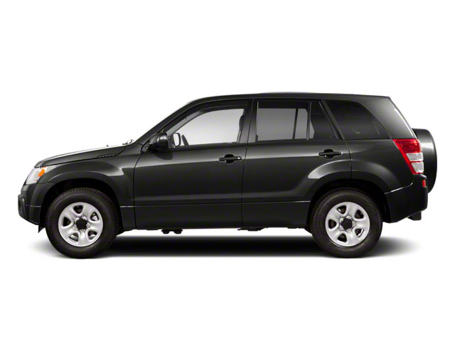 2012 Suzuki Grand Vitara Pictures Grand Vitara Utility 4D Premium 4WD photos side view