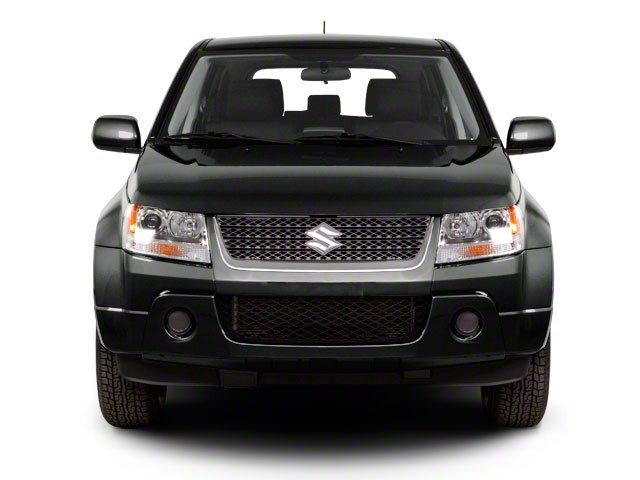 2012 Suzuki Grand Vitara Pictures Grand Vitara Utility 4D Premium 4WD photos front view