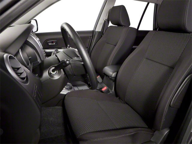 2012 Suzuki Grand Vitara Prices and Values Utility 4D Ultimate Adventure 2WD front seat interior
