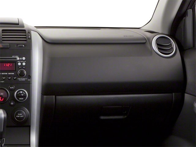 2012 Suzuki Grand Vitara Prices and Values Utility 4D Ultimate Adventure 2WD passenger's dashboard