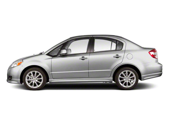 2012 Suzuki SX4 Prices and Values Sedan 4D Sport SE side view