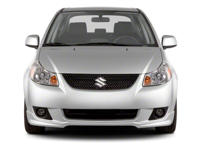 2012 Suzuki SX4 Prices and Values Sedan 4D Sport SE front view