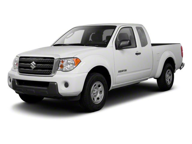 2012 Suzuki Equator Prices and Values Extended Cab Sport 4WD