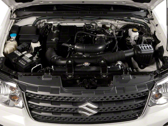 2012 Suzuki Equator Prices and Values Extended Cab Sport 4WD engine