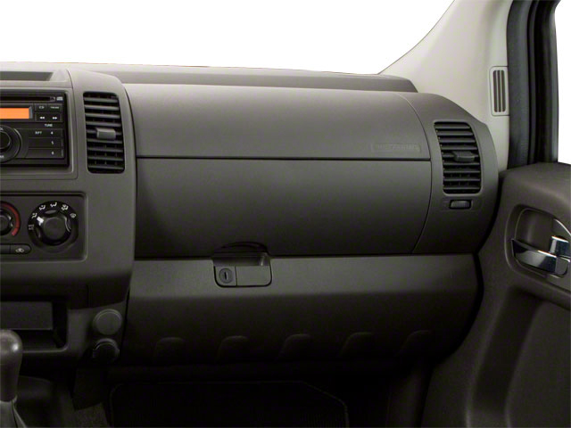 2012 Suzuki Equator Prices and Values Extended Cab Sport 4WD passenger's dashboard