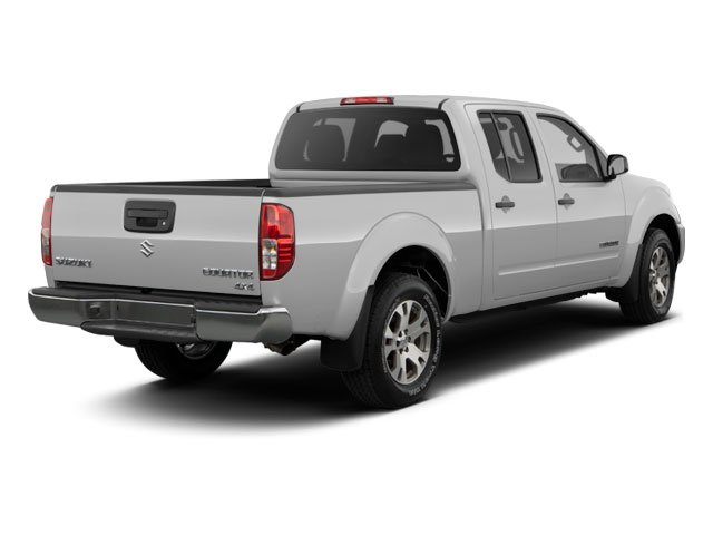 2012 Suzuki Equator Prices and Values Crew Cab Sport 4WD side rear view