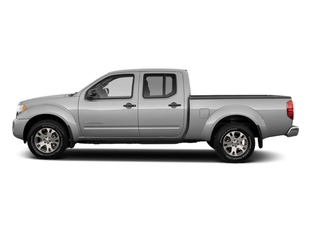 2012 Suzuki Equator Prices and Values Crew Cab Sport 4WD side view