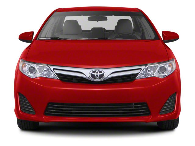 2012 Toyota Camry Prices and Values Sedan 4D SE front view
