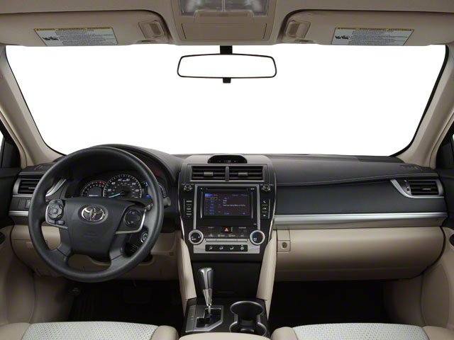 2012 Toyota Camry Prices and Values Sedan 4D SE full dashboard
