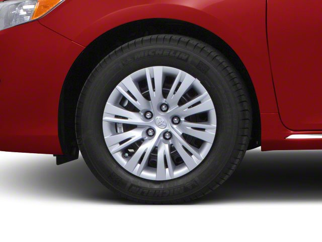 2012 Toyota Camry Prices and Values Sedan 4D SE wheel