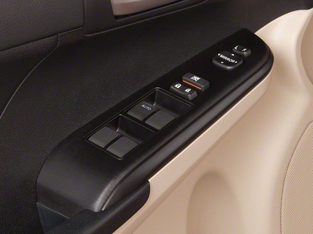 2012 Toyota Camry Prices and Values Sedan 4D SE driver's side interior controls