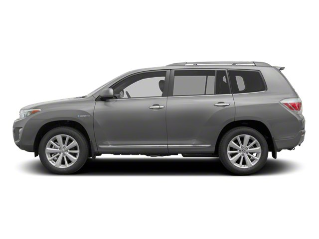 2012 Toyota Highlander Hybrid Prices and Values Utility 4D Hybrid Limited 4WD side view