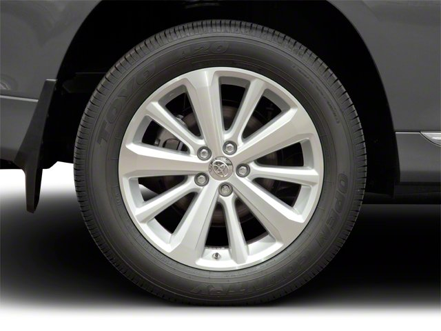 2012 Toyota Highlander Hybrid Prices and Values Utility 4D Hybrid Limited 4WD wheel