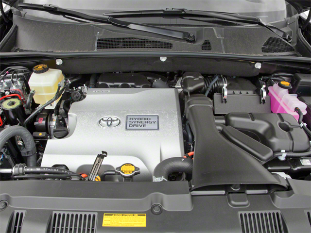 2012 Toyota Highlander Hybrid Prices and Values Utility 4D Hybrid Limited 4WD engine
