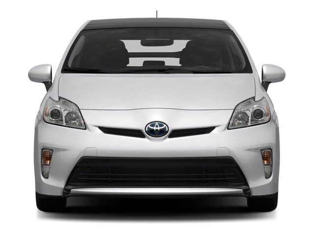 2012 Toyota Prius Prices and Values Liftback 5D front view