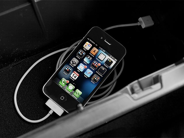2012 Toyota Prius Prices and Values Liftback 5D iPhone Interface
