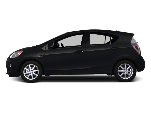 2012 Toyota Prius c Prices and Values Liftback 5D c Two I4 Hybrid side view