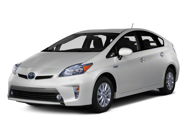 2012 Toyota Prius Plug-In Prices and Values Liftback 5D Plug-In Advanced Hybrid