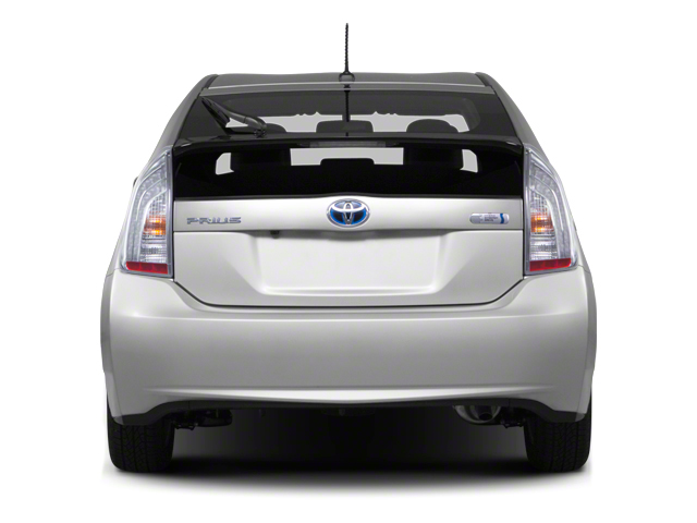 2012 Toyota Prius Plug-In Prices and Values Liftback 5D Plug-In Advanced Hybrid rear view