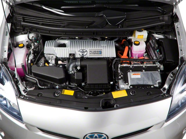 2012 Toyota Prius Plug-In Prices and Values Liftback 5D Plug-In Advanced Hybrid engine