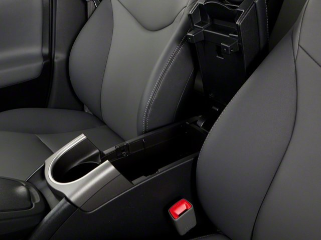 2012 Toyota Prius Plug-In Prices and Values Liftback 5D Plug-In Advanced Hybrid center storage console