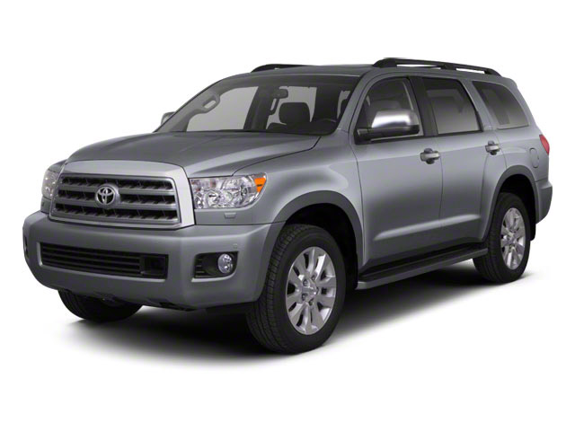 2012 Toyota Sequoia Prices and Values Utility 4D Limited 2WD