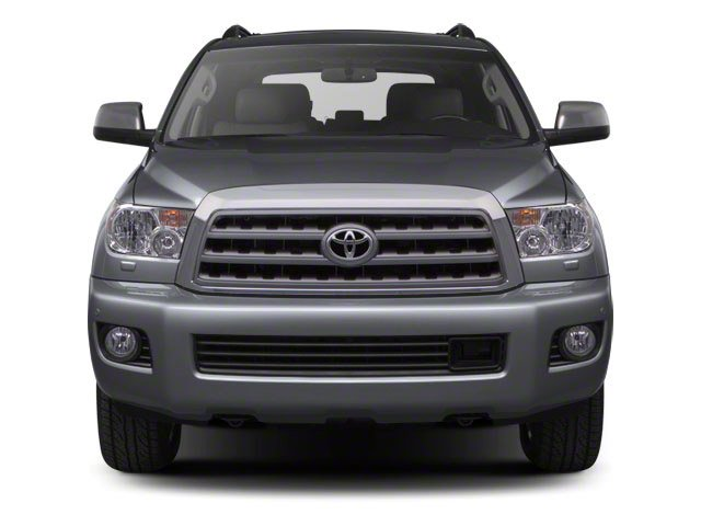 2012 Toyota Sequoia Prices and Values Utility 4D Limited 2WD front view