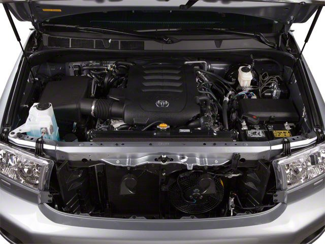 2012 Toyota Sequoia Prices and Values Utility 4D Limited 2WD engine