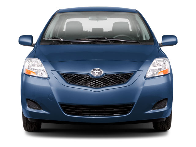 2012 Toyota Yaris Prices and Values Sedan 4D front view