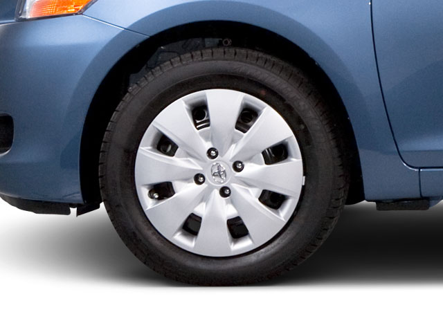 2012 Toyota Yaris Prices and Values Sedan 4D wheel