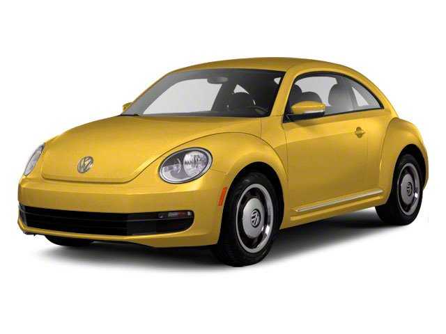 Volkswagen Beetle Coupe 2012 Coupe 2D Base - Фото 1