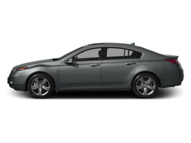 2013 Acura TL Pictures TL Sedan 4D Advance V6 photos side view