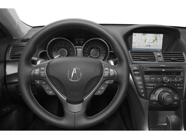 2013 Acura TL Prices and Values Sedan 4D Technology AWD V6 driver's dashboard