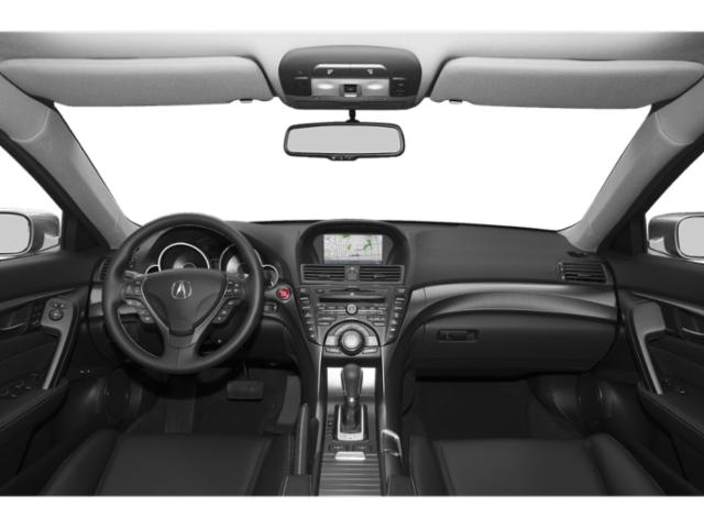 2013 Acura TL Prices and Values Sedan 4D Technology AWD V6 full dashboard