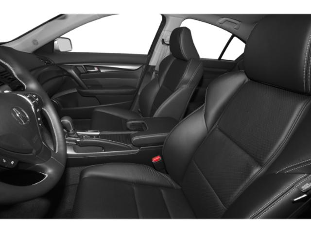 2013 Acura TL Prices and Values Sedan 4D Technology AWD V6 front seat interior