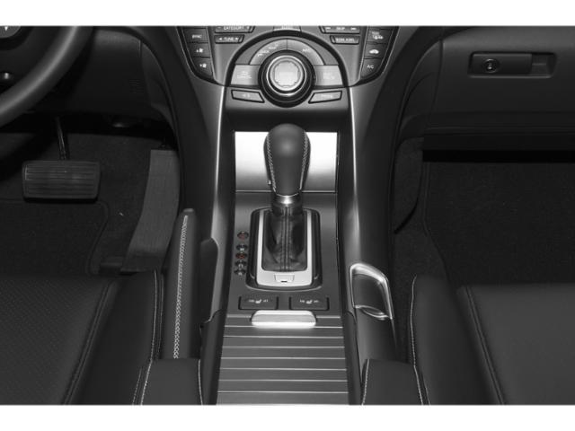 2013 Acura TL Prices and Values Sedan 4D Technology AWD V6 center console