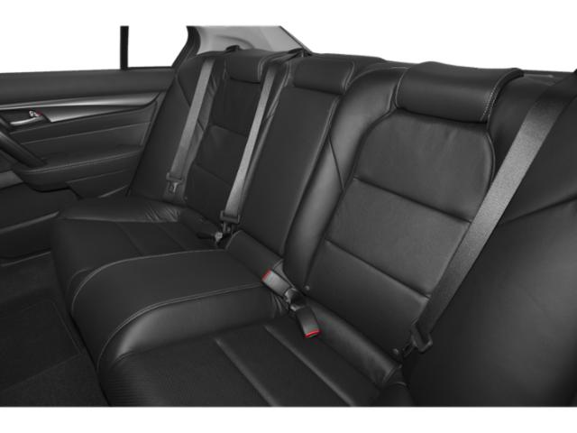 2013 Acura TL Prices and Values Sedan 4D Technology AWD V6 backseat interior