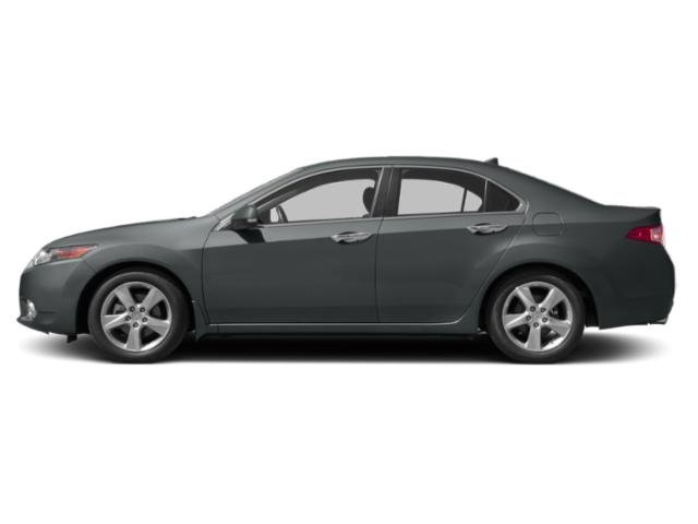 2013 Acura TSX Prices and Values Sedan 4D SE I4 side view