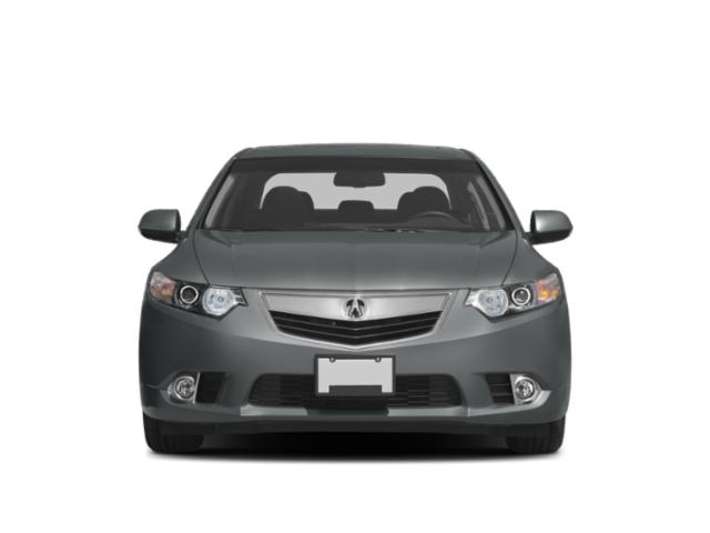 2013 Acura TSX Prices and Values Sedan 4D SE I4 front view