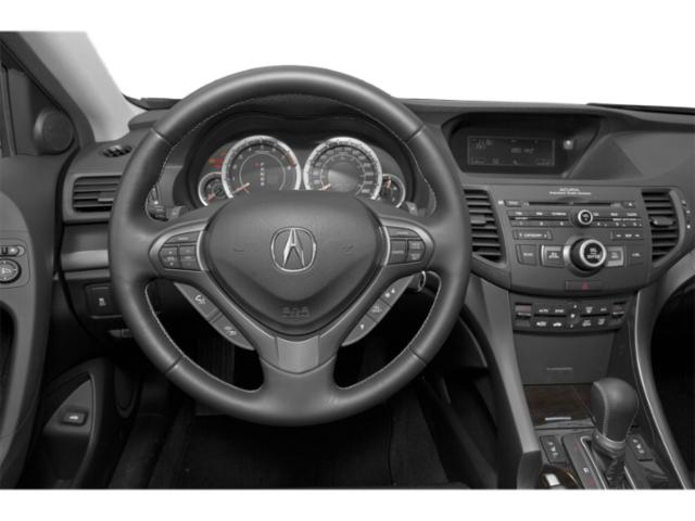 2013 Acura TSX Prices and Values Sedan 4D I4 driver's dashboard