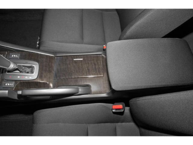 2013 Acura TSX Prices and Values Sedan 4D I4 center storage console